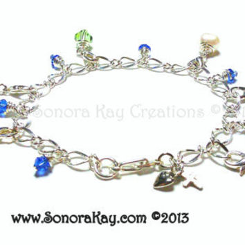 Made to Order Purity Charm Bracelet