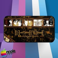 Death Note Japanese Anime Series iPhone 4 or iPhone 4S Case