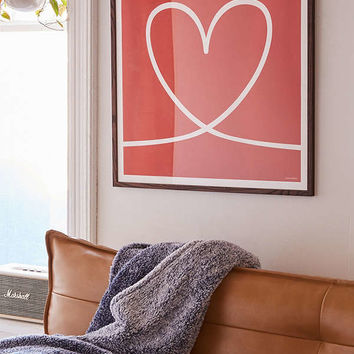 Veronica Grech Infinite Love Art Print | Urban Outfitters