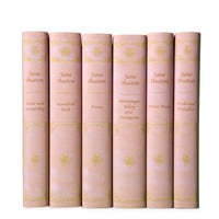 Pink Jane Austen Set (Set of 6)