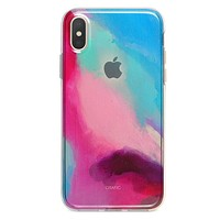 Watercolor Splash iPhone Xs Max case