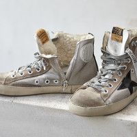 GOLDEN GOOSE WOMEN'S FRANCY SNEAKER