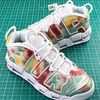 Nike Air More Uptempo Uk Sport Basketball Shoes - Best Online Sale