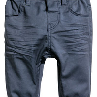 Cotton Twill Pants - from H&M