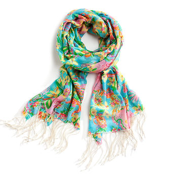 Murfee Scarf States - South Carolina