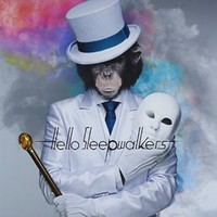Hello Sleepwalkers - Masked Monkey Awakening [Japan CD] AZCS-1027