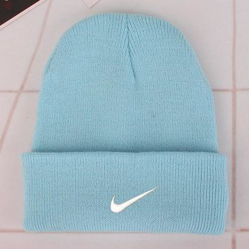 Nike Fashion Edgy Winter Beanies Knit Hat Cap-18