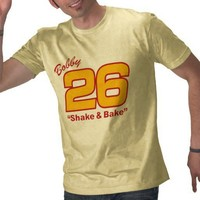 Ricky Bobby 23 Shirt from Zazzle.com