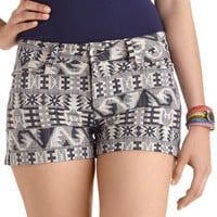 Jack by BB Dakota At the Overlook Shorts | Mod Retro Vintage Shorts | ModCloth.com