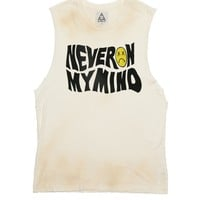 NEVER ON - Tees - MENS
