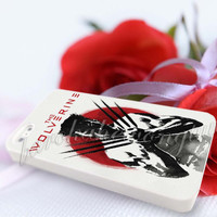The Wolverine - For iPhone 4/4s, iPhone 5/5S/5C, Samsung S3 i9300, Samsung S4 i9500 Hard Case