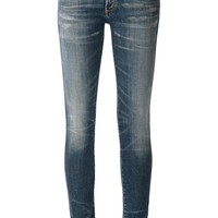 Citizens Of Humanity lowrise skinny jeans
