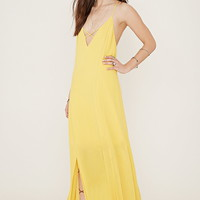 Crisscross-Back Maxi Dress | FOREVER 21 - 2000152052