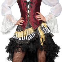 High Seas Treasure Adult Costume