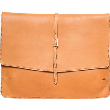 Beaumont Organic Florence Leather Clutch