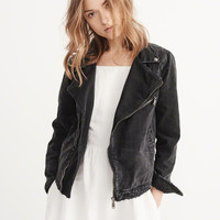 Womens One Teaspoon Vespa Jacket | Womens Outerwear & Jackets | Abercrombie.com