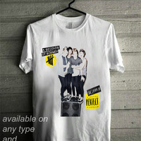 5 seconds of summer (5sos) awesome T-hirt