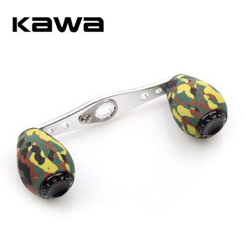 Kawa Fishing Reel Alu Handle EVA Knob For Bait Casting Reel,8*5mm For Abu and Daiwa Reel,Fishing Reel Accessory Big Promotion
