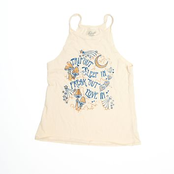 Trip Out Halter Tank