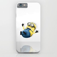 MINION LIFE: FOREVER HAPPY iPhone & iPod Case by Ylenia Pizzetti | Society6