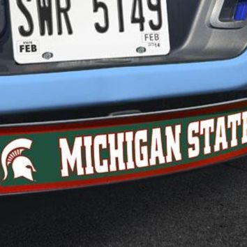 "Michigan State Light Up Hitch Cover 21""x9.5""x4"""