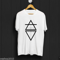 Indie Rock Band Florence and The Machine Logo White T-Shirt Unisex Size S to XL