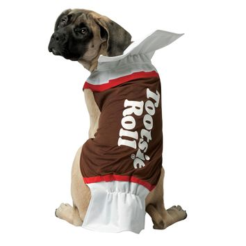 Tr Dog Costume Xx-large