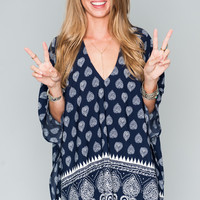 Show Me Your mumu Peta Tunic ~