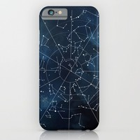 Celestial Map iPhone & iPod Case by Rose's Creation