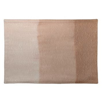 Dusty Rose Ombre Placemat