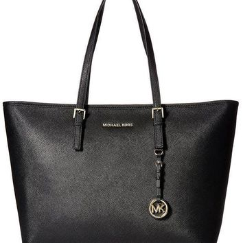 DCCK MICHAEL Michael Kors Women's Jet Set Multifunction Tote