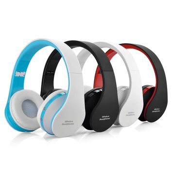Wireless headphones bluetooth Noise Cancelling Headset Stereo Foldable PC with microphone Earphone Mp3 Player for Samsung Galaxy