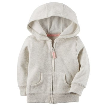 Carter's Hoodie-Baby Girls - JCPenney