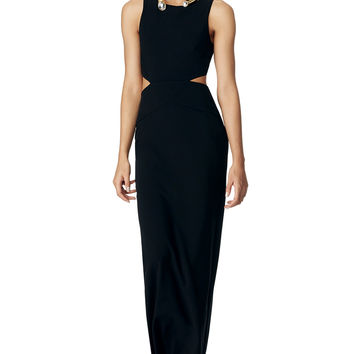 Nicole Miller Sleek Mila Gown