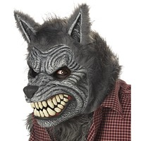 Werewolf Mask Ani-motion