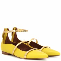 Robyn Flat leather ballet flats