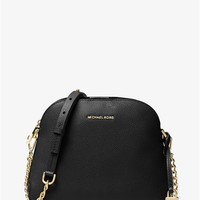 Mercer Leather Dome Crossbody | Michael Kors