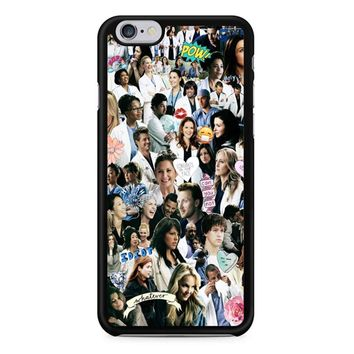 Greys Anatomy - Too Sassy For You iPhone 6/6s Case