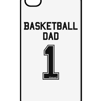 Basketball Dad Jersey iPhone 4 / 4S Case  by TooLoud