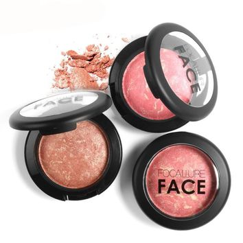 Mineral Baked Blush Makeup