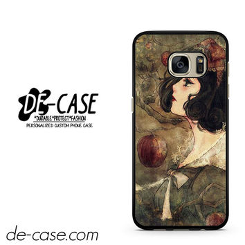 Snow White In Art DEAL-9790 Samsung Phonecase Cover For Samsung Galaxy S7 / S7 Edge