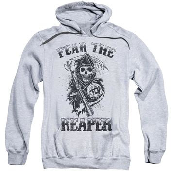 Sons Of Anarchy - Fear The Reaper Adult Pull Over Hoodie