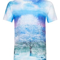 Hype Winter Tree T-shirt* - Men's T-shirts & Tanks - Clothing - TOPMAN USA