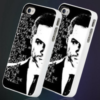Jim Moriarty Famous Quote - iPhone 4 iPhone 5/5s/5c,Samsung S3/S4,Blackberry Z10,HTC One,HTC One X,Samsung Note2,Hard Plastic/Rubber Case