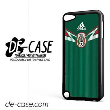 Mexico Soccer Jersey For Ipod 5 Ipod Touch 5 Case Phone Case Gift Present YO