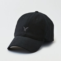 AEO Fitted Baseball Hat, Black