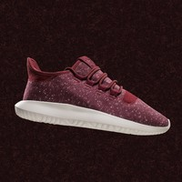 QIYIF adidas Tubular Shadow Burgundy