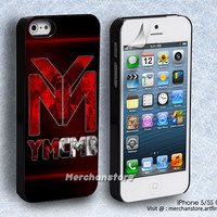 YMCMB Young Money and Cash Money Billionaires Lil Wayne iPhone 5 or 5S Case