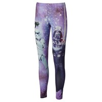 Mighty Fine Star Wars Galaxy Juniors' Leggings, Size: