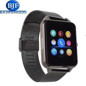 Smart Watch for Android Phone Camera Clock Sync Notifier Support LG xiao mi Phone Bluetooth Connectivity PK Q18 GT88 GV18 A1